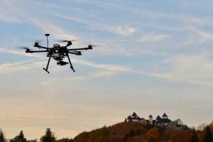 Drohne Augustusburg