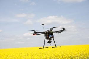 Drohne Start