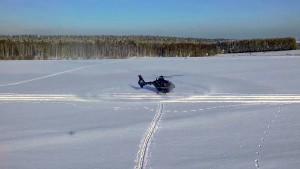 Bundespolizei Hubschrauber EC135